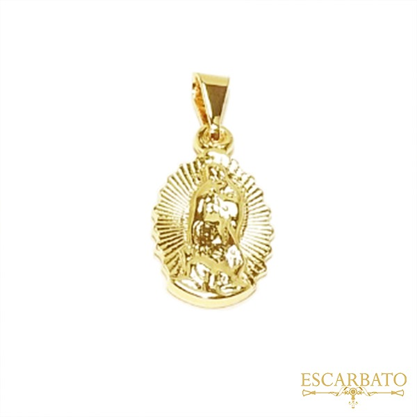Dije-Virgen-Guadalupe-Tallada 1×1.6cm