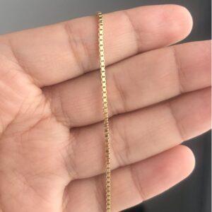 Cadena Tejido Veneciano 0.15x65cm_$155